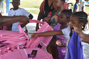 COMMUNITY: FOTB 4th Annual Back to School Drive