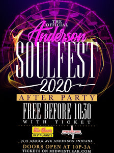 Free tickets for Soul Fest After Party