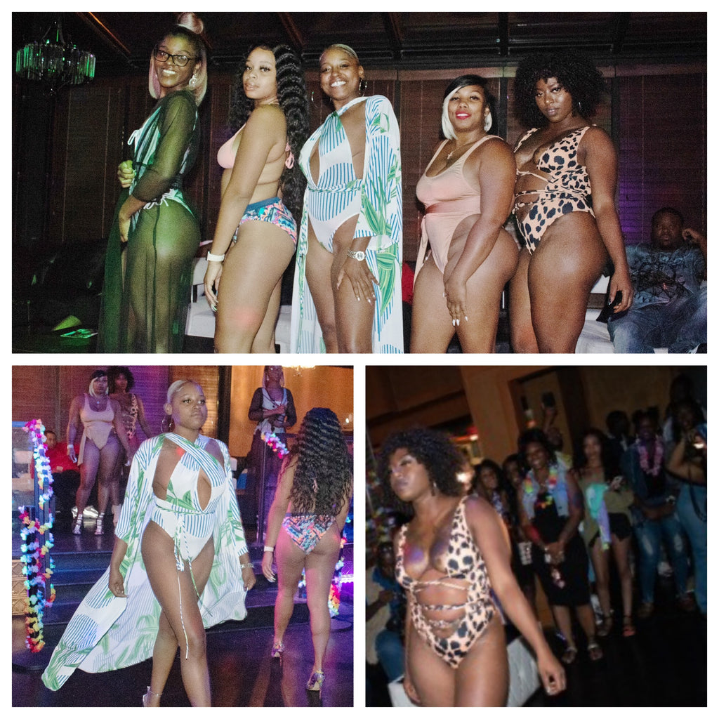 PHOTO GALLERY: Leak Luau and Swimwear Showcase 7