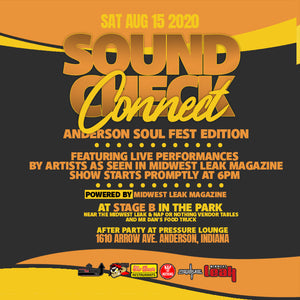 Sound Check Connect: Anderson Soul Fest Edition