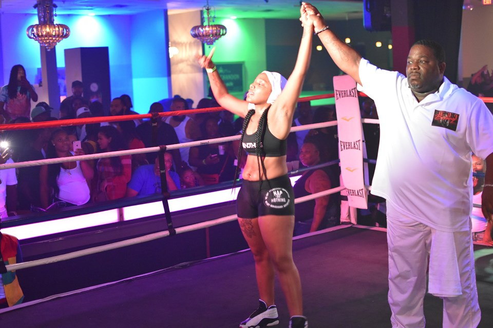 PHOTO GALLERY: Bikini Boxing Expo 2019