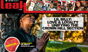 COVER FEATURE: LIL BILLY