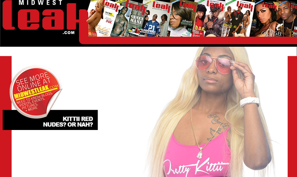 LEAK TV: Nudes or Nah? with Kittii Red