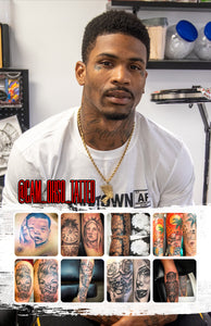 Cover Story: Cam ohso Tatted
