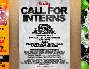 Now Hiring Interns