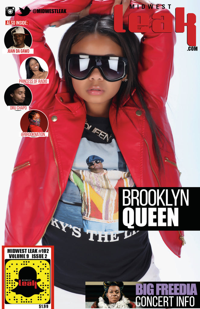 COVER STORY: Keke Taught Brooklyn Queen