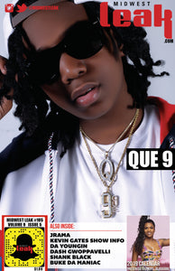 COVER STORY: Que 9, the future of BMB