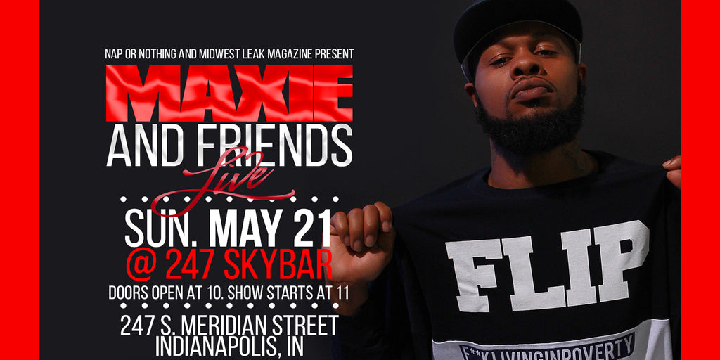 Maxie and Friends Live