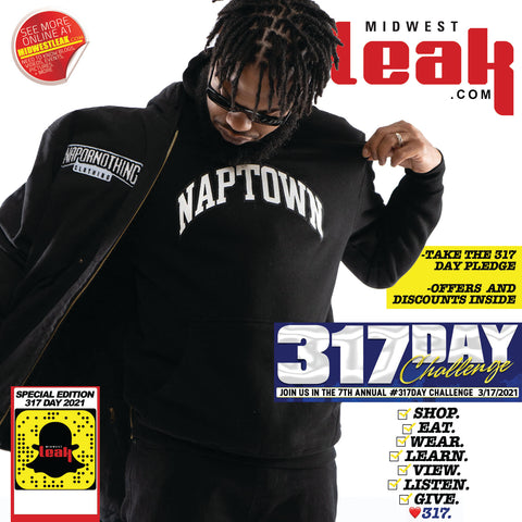 317 day special edition cover maxie nap or nothing
