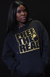 Free the Real Hoodie