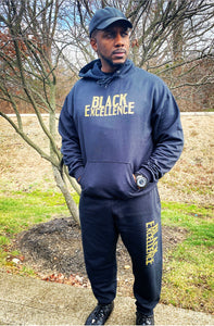 Black Excellence Sweatsuit