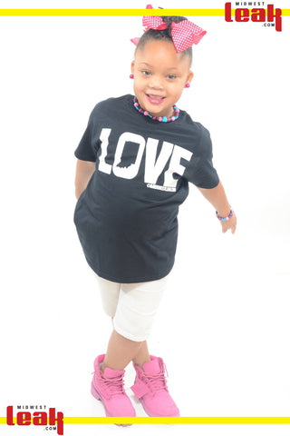 LOVE Indiana Tee - Kids