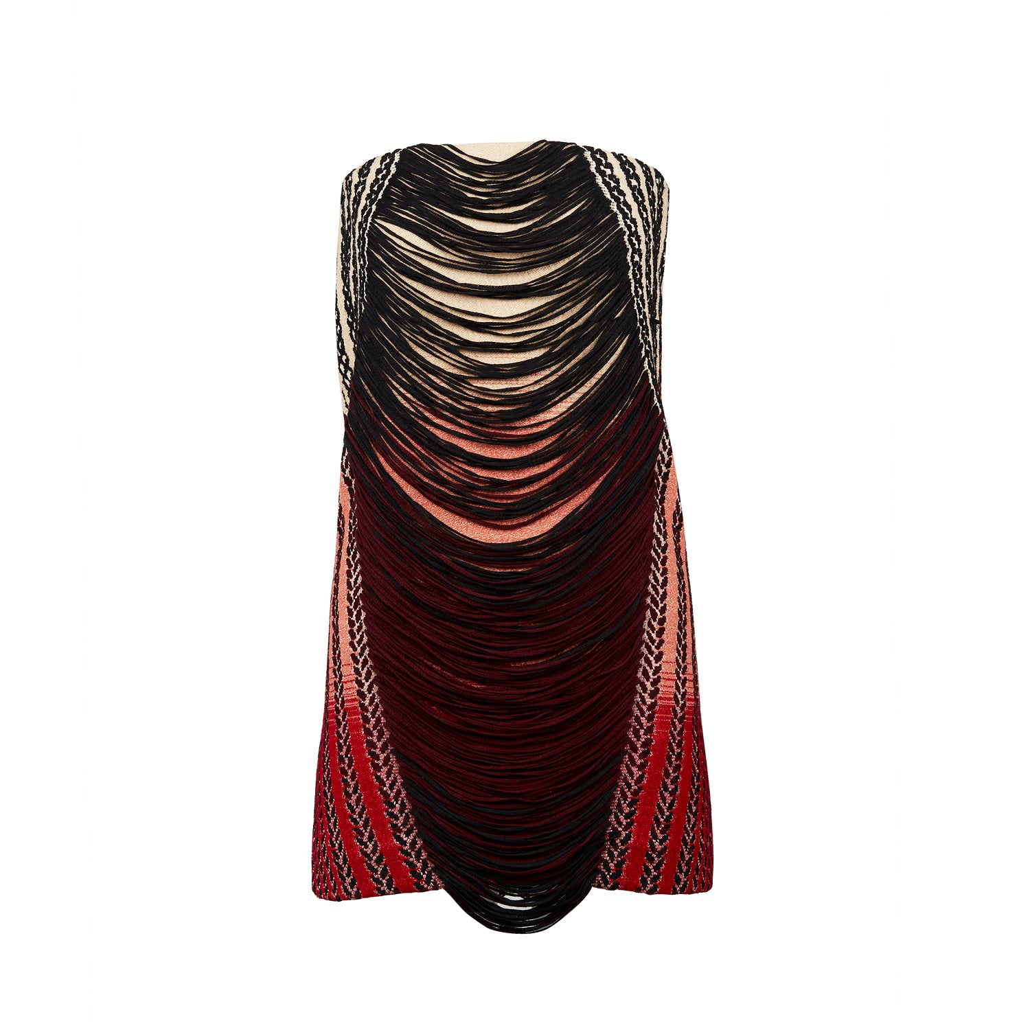 Maroon Ravin Dress