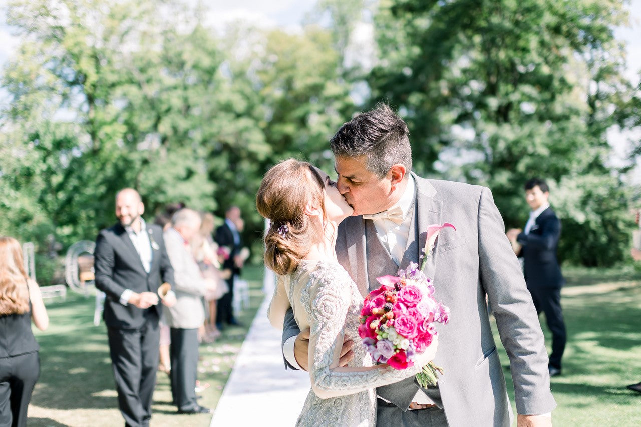 Chateau Mcely Wedding, Czech Republic