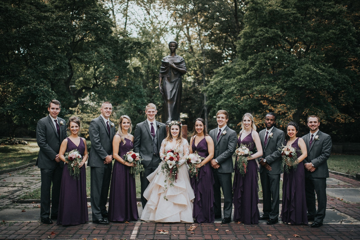 Julia & Ian Cleveland Ohio Wedding