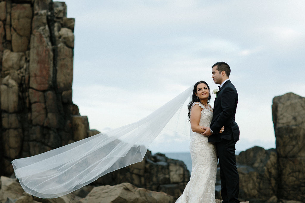Victoria & Karl, Villa Dora Wedding