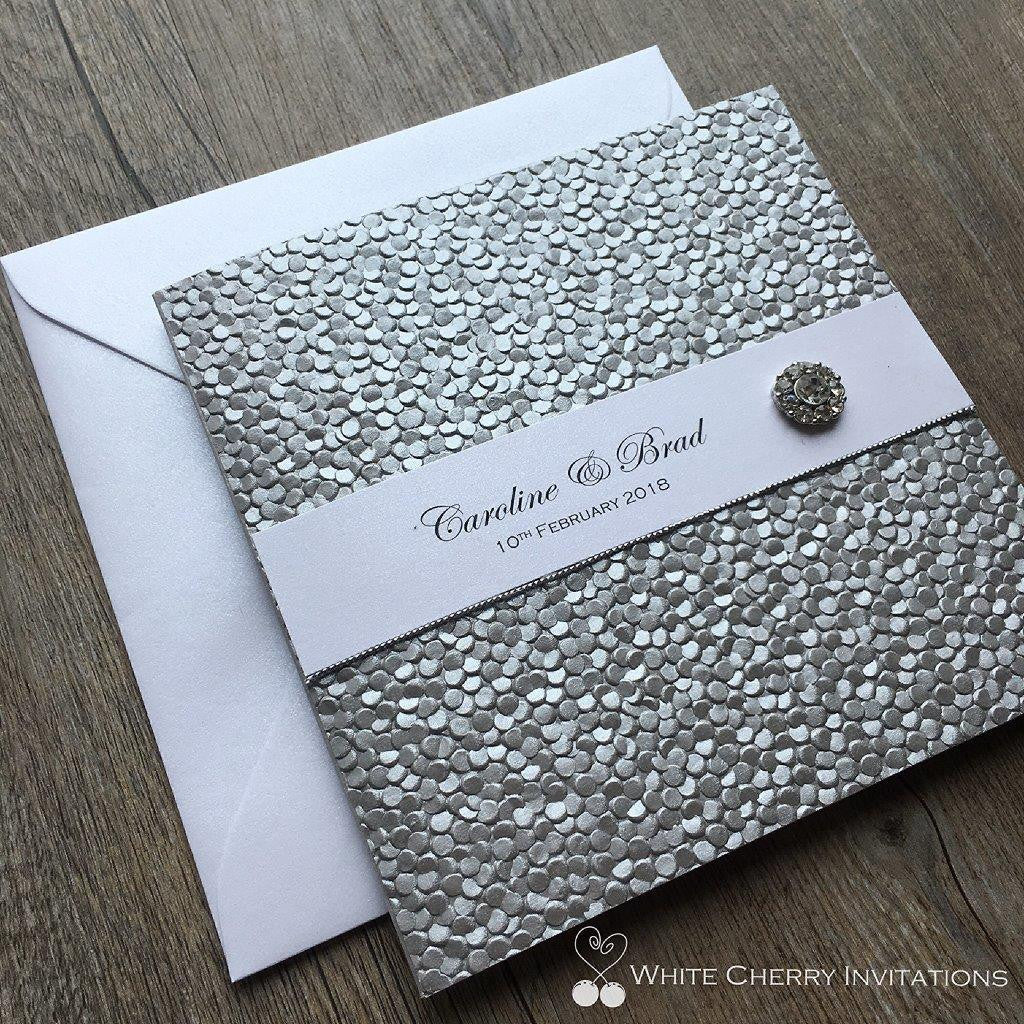 Crystal Silver Pebble - CLASSIC PACKAGE