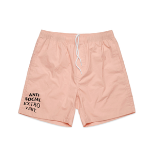ANTI SOCIAL BEACH SHORT - PENLAN STREET CO