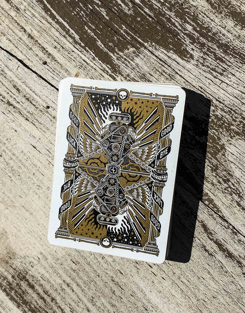 Dystopia Playing Cards - Joker and the Thief