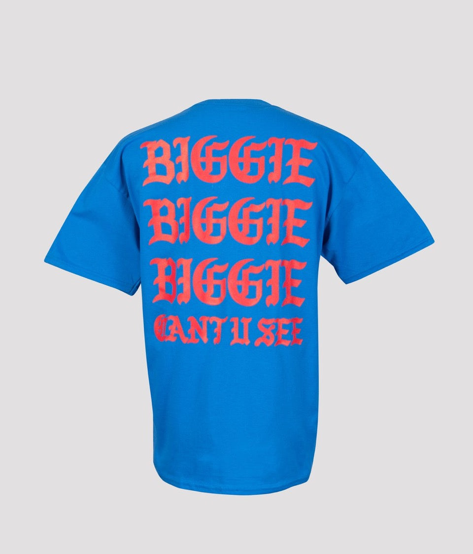 HYPNOTIZE (I Feel Like Biggie) T-Shirt ROYAL - For The Homies