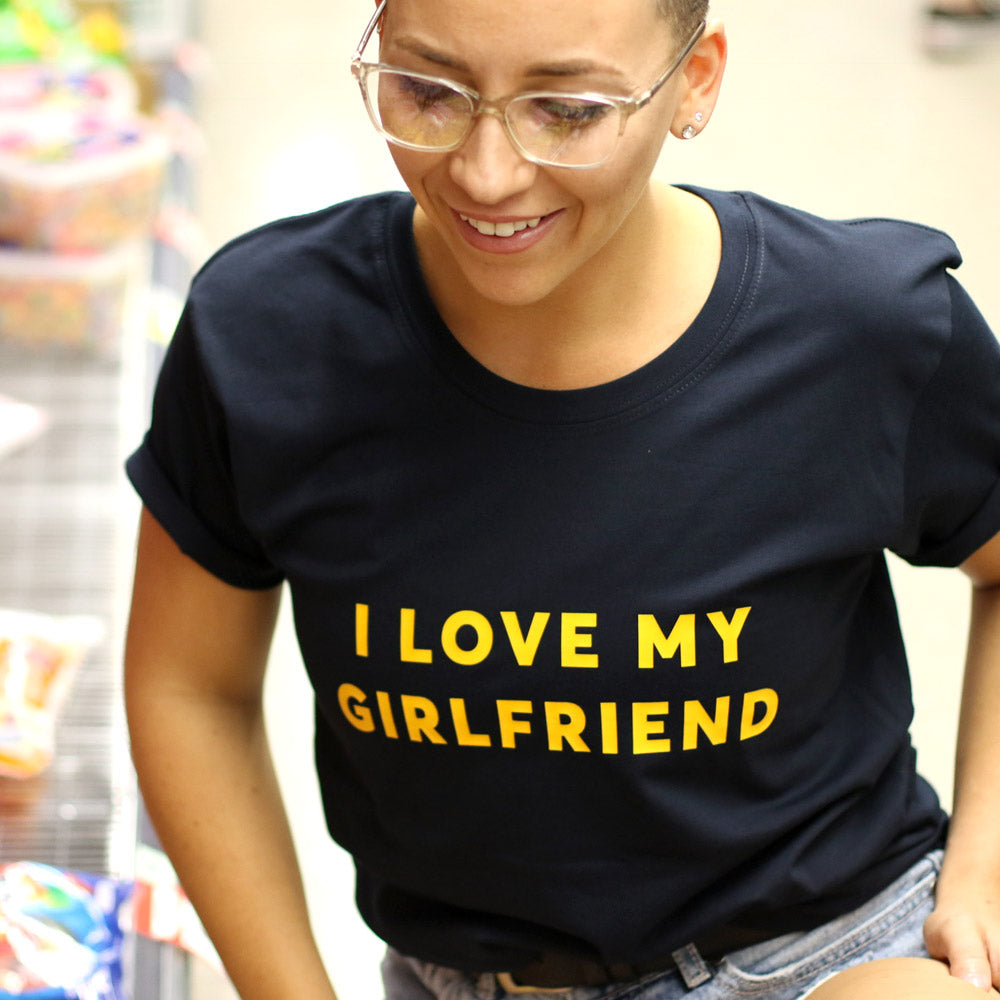 I LOVE MY GIRLFRIEND - Lezbehonest