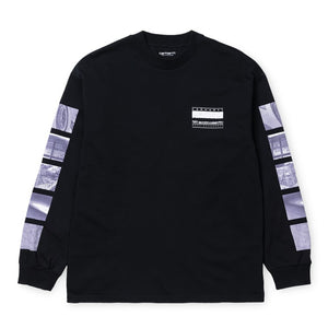 Open image in slideshow, L/S Stack T-Shirt - Carhartt wip