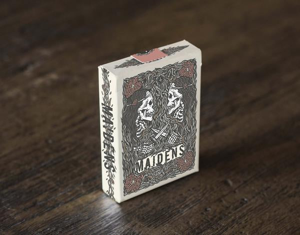 Maidens Playing Cards - Joker and the Thief