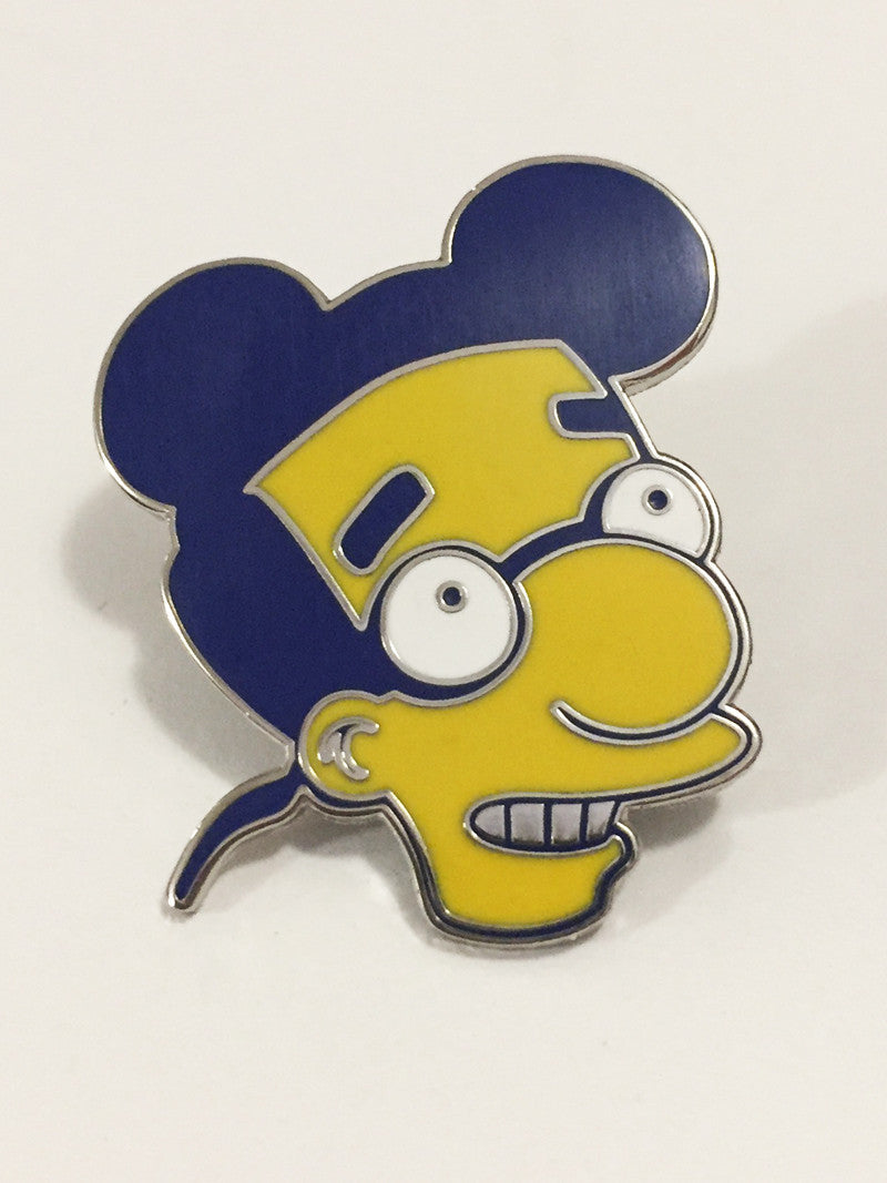 Mil-Mouse Pin
