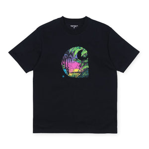 Open image in slideshow, S/S Sunset C T-Shirt - Carhartt WIP
