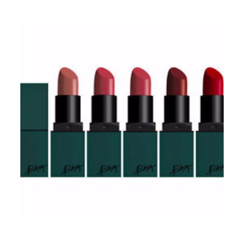 [BBIA] Last Lipstick (Velvet Matte Red2) 5 colors