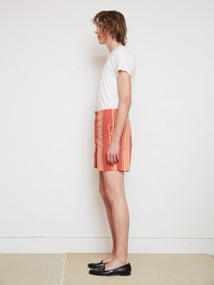 Rajasthan Striped Workwear Short
