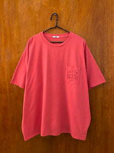 Red GRP Embroidered Tee