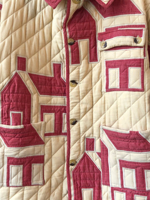 Red House Quilt Jacket