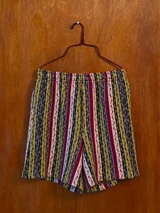 Primary Stripe Track Short
