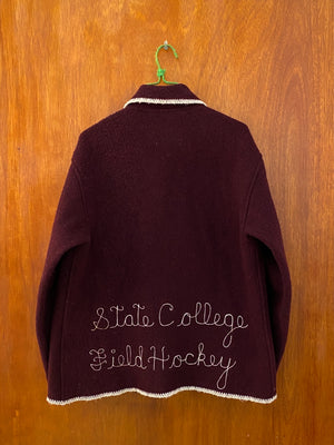 Field Hockey Blanket Jacket - M/L