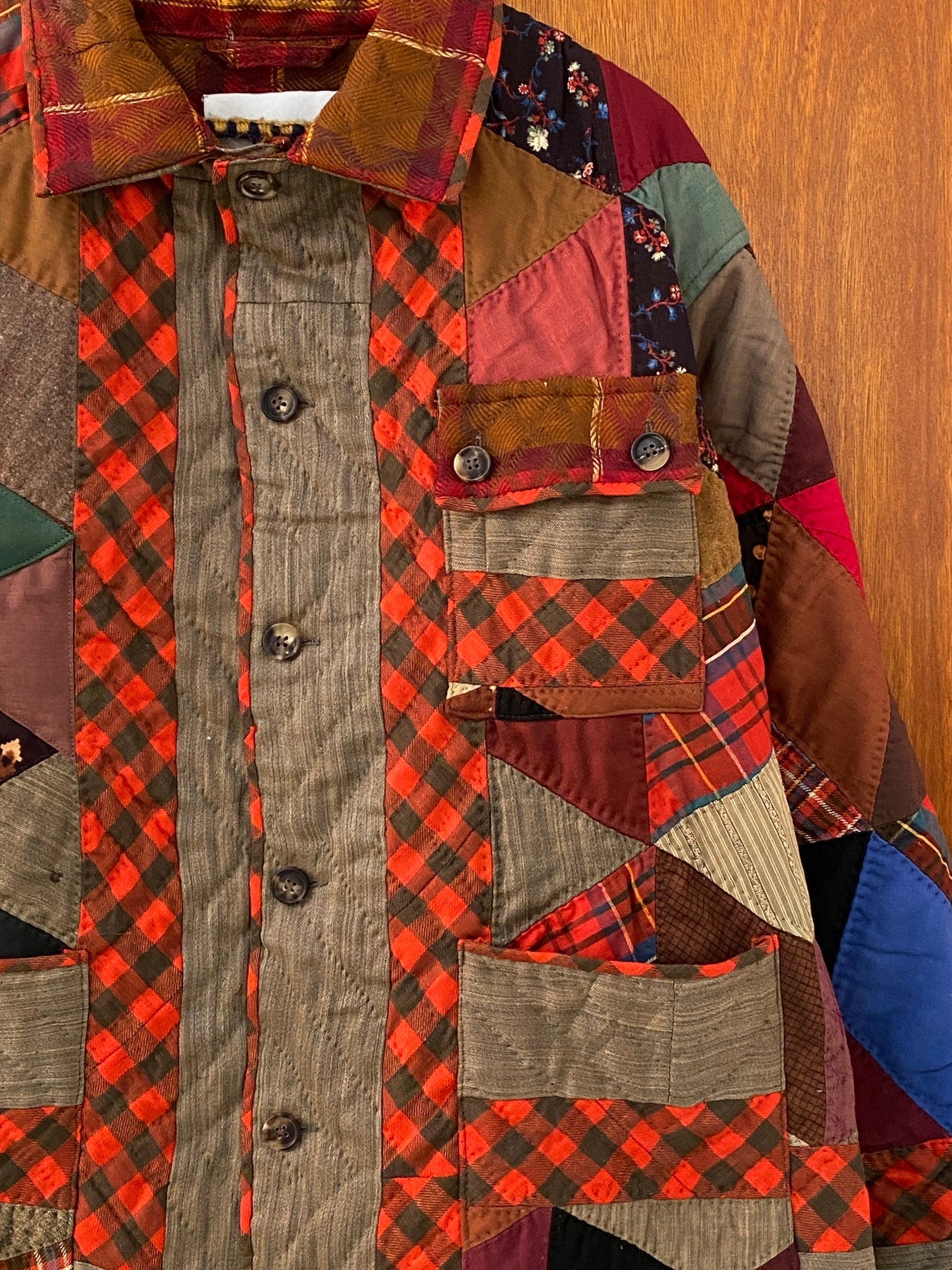 Buffalo Quilt Jacket - L/XL