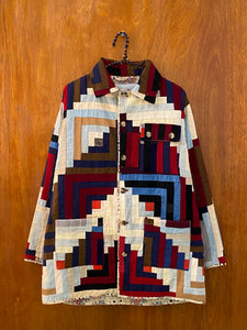 Napa Elongated Quilt Jacket - S/M