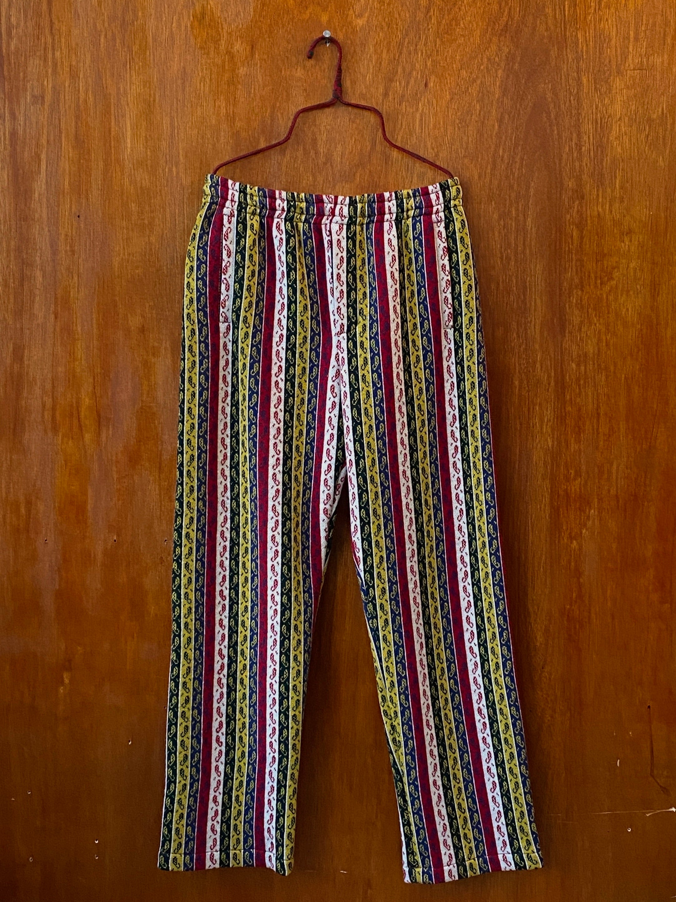 Primary Stripe Sweatpant