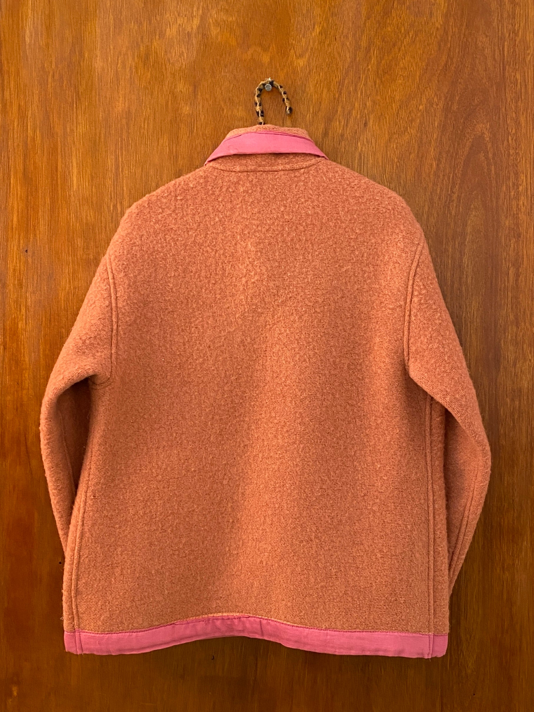 Junior High Blanket Jacket - M/L