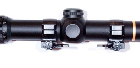 Ruger Scope Rings - Blued 30MM High Right Levers