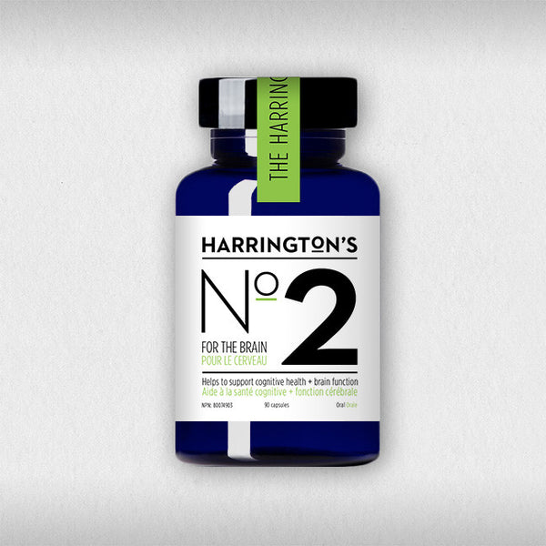 Harrington's No. 2 <BR> For the Brain