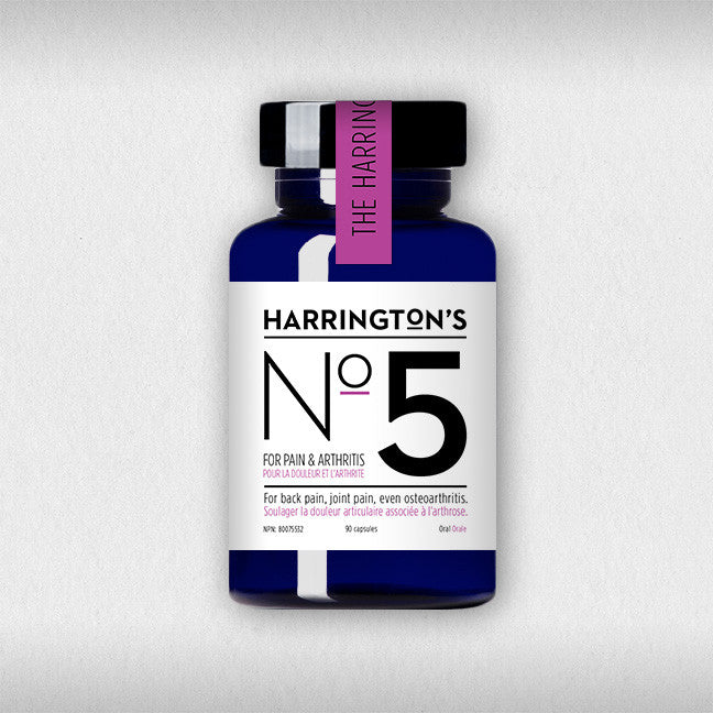 Harrington's No. 5 <BR> For Pain & Arthritis