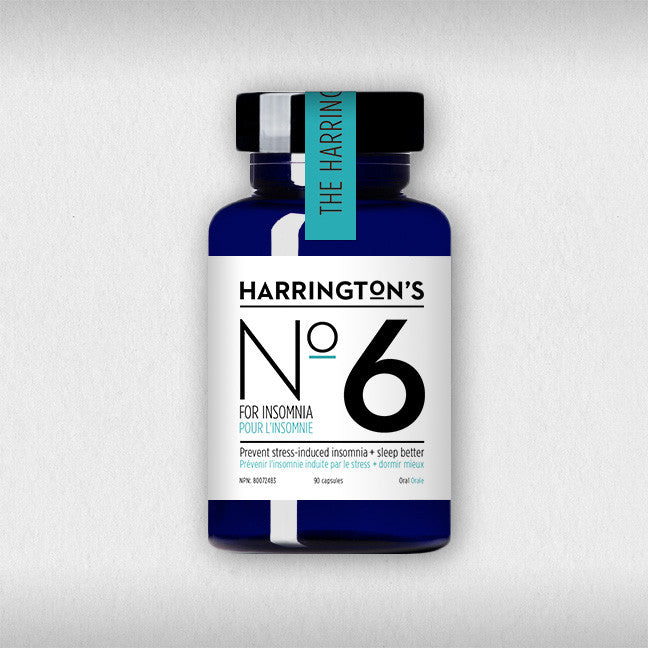 Harrington's No. 6 <br> For Insomnia