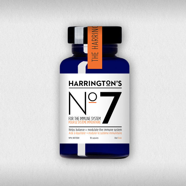 Harrington's No. 7 <br> For the Immune System