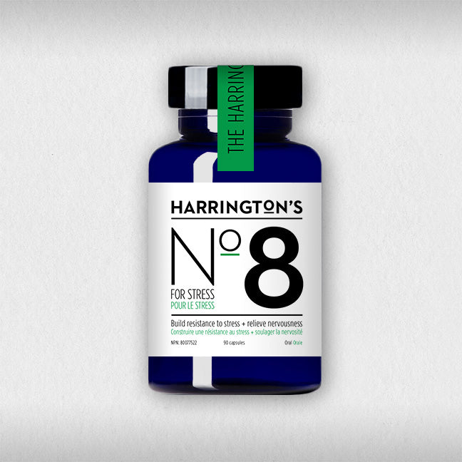 Harrington's No.8 <br> for Stress