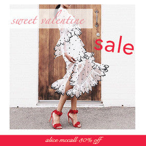 Alice McCall Sweet Valentine Sale