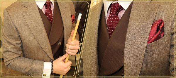"Our ""Beloved"" Necktie!"