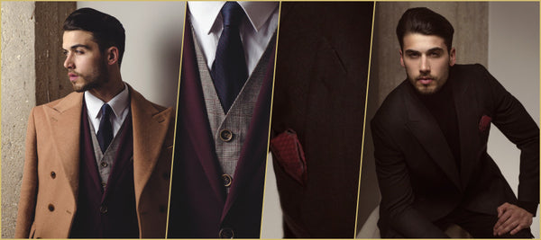 The Dapper Club: Chicago Men's Custom Clothier Launches it's Winter Collection