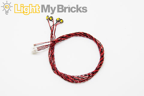 Bit Lights White 30cm (4 pack)