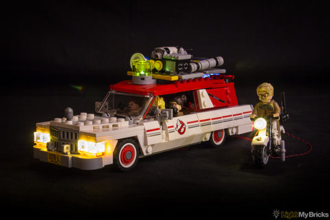 Ghostbusters Ecto 1 & 2 set 75828